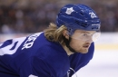 William Nylander's changing numbers with Leafs ... and he'll pay to have you change with him