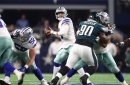 Cowboys bested by Eagles in offensive line rankings