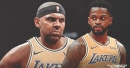 Troy Daniels says new Lakers teammate Jared Dudley is 'the ultimate vet'