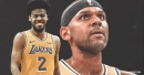 Jared Dudley gives No. 2 Lakers jersey to Quinn Cook