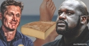 Shaq responds to Steve Kerr's hilarious video of Shaq saying he'd kiss a coach's feet if he made 4 NBA Finals in 5 years