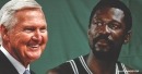 Jerry West says he would have liked to team up with Bill Russell during his playing career