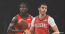 Pelicans' E'Twaun Moore says Lonzo Ball-Jrue Holiday partnership has a chance to be 'real dominant'