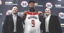Acting GM Tommy Sheppard speaks on how the Wizards are helping Rui Hachimura adapt to the NBA