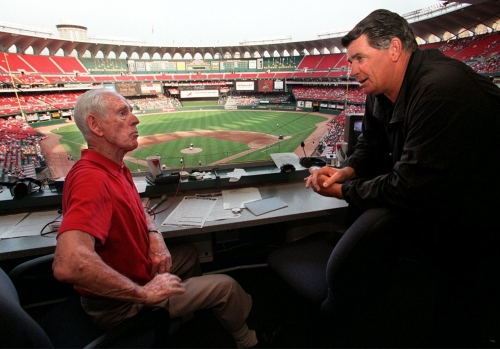 Cardinals notebook: Broadcaster Shannon celebrates 80th birthday
