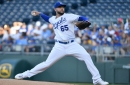 Junis strikes out ten White Sox, leading the Royals to a 5-2 win.