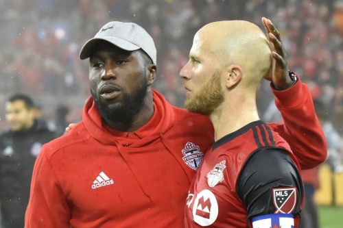 Red Bulls head north to face Toronto FC