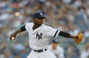 Domingo German found his go-to pitch