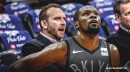 Kevin Durant told Sean Marks he chose Nets because of the system, style of play