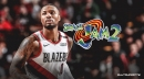 Damian Lillard says he has a 'significant' role in 'Space Jam 2'