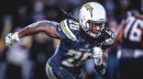 3 numbers to target for Chargers running back Melvin Gordon in 2019