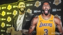 Lakers' Anthony Davis says being NBA 2K cover athlete is a 'dream come true'