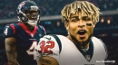 Tyrann Mathieu thought Texans' Deshaun Watson's Madden 20 rating wasn't fair