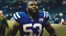Colts' Darius Leonard has lofty goals for the 2019 season