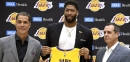 NBA Rumors: Lakers GM Rob Pelinka Considers Anthony Davis As 'Pillar Of This Franchise For Many Years'