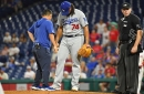 Dodgers News: Kenley Jansen Regrets Pitching With 'Numb' Foot After Being Hit By Comeback During Blown Save To Phillies