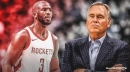 Rockets' Mike D'Antoni says Chris Paul will be 'sorely missed'