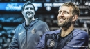 Mavs poke fun at Dirk Nowitzki using FaceApp old-age filter
