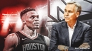 Mike D'Antoni doubles down on Rockets' 'favorites' label after acquiring Russell Westbrook