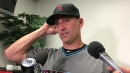 D-Backs manager Torey Lovullo on Alex Young's performance in win over Rangers