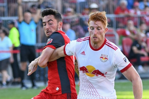 New York returns for a midweek test in Toronto
