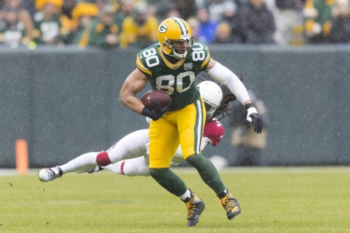 Wednesday Cheese Curds: Don't count out Jimmy Graham