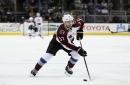 Colorado Avalanche Re-Sign J.T. Compher