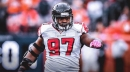 Falcons DT Grady Jarrett says he's still 'hungry' even after signing big contract