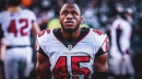 Falcons' Deion Jones could have new deal done by Wednesday