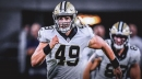 Saints long-snapper Zach Wood is officially the lowest-rated player in Madden 20