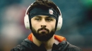 Browns QB Baker Mayfield thought the Patriots would trade up to draft him
