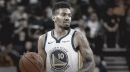 Jacob Evans sees plenty of opportunity with Klay Thompson sidelined, departures from Warriors