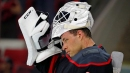 Lightning's Curtis McElhinney excited to join Tampa Bay