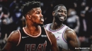 Jimmy Butler says Dwyane Wade would always tell him Heat would be a good place for him