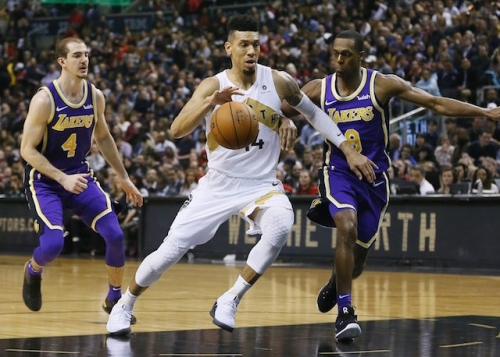 Danny Green: 'It Wasn't Very Hard' Signing With Lakers To Play With LeBron James, Anthony Davis