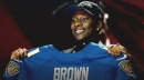 Ravens news: Marquise Brown among Baltimore rookies on non-football injury list