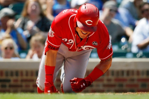 Cincinnati Reds hurting as they open a 4-game homestand with the St. Louis Cardinals