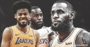 Lakers' Quinn Cook says LeBron James playing the point is going to be great