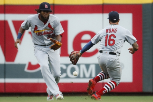 Eager to start, Wong aims to be 'one of those guys who carries on Cardinals' tradition'
