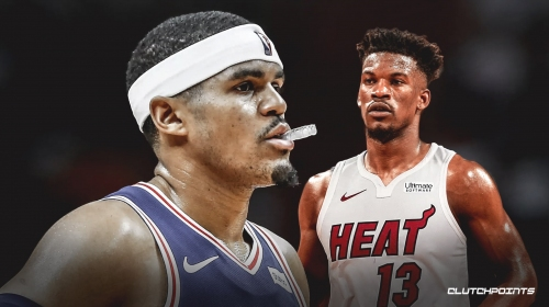 Sixers' Tobias Harris says Heat is going to love Jimmy Butler