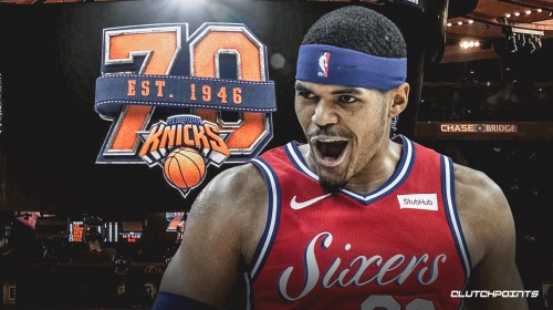 Sixers' Tobias Harris isn't going to waste any energy thinking about what-if scenario with Knicks
