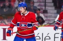 Montreal Canadiens Re-Sign Charles Hudon