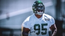Jets' Quinnen Williams may not report with rookies