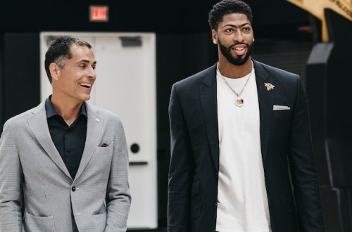 Lakers News: Rob Pelinka, David Griffin Compliment Each Other After Anthony Davis Trade