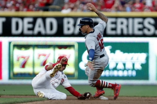 Cardinals at Reds, Game 2 - Preview and Lineups
