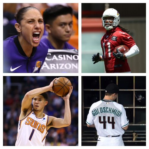 Mount Rushmore of Arizona Sports: Larry Fitzgerald, Diana Taurasi, Devin Booker and ... ?