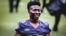 Ravens WR Marquise Brown is progressing well and should return in a few weeks