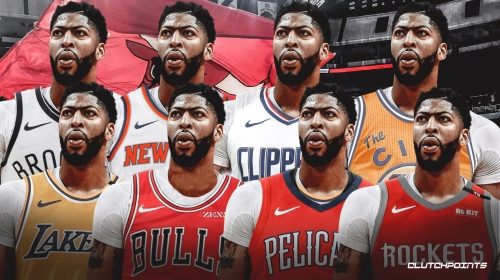 Lakers star Anthony Davis calls Chicago the 'Mecca of basketball'