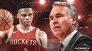 Mike D'Antoni says Rockets need Russell Westbrook's rebounding and athleticism