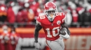 Report: Kansas City 'remains interested' in contract extension with Tyreek Hill